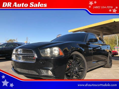 2012 Dodge Charger for sale at DR Auto Sales in Scottsdale AZ