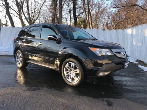 2008 Acura MDX for sale at Certified Auto Exchange in Keyport NJ