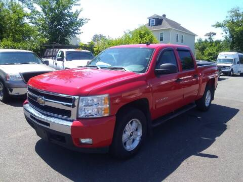 2010 Chevrolet Silverado 1500 for sale at Wilson Investments LLC in Ewing NJ