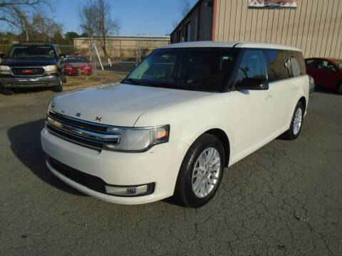 2014 Ford Flex for sale at H & R AUTO SALES in Conway AR