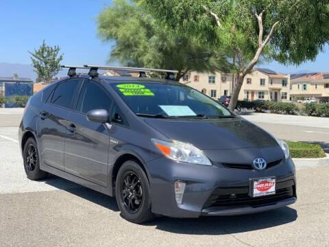 2014 Toyota Prius for sale at Esquivel Auto Depot in Rialto CA