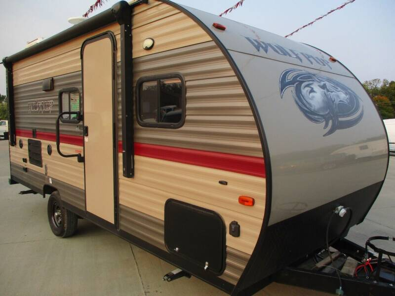 2019 Forest River WOLF-PUP for sale at Schrader - Used Cars in Mt Pleasant IA