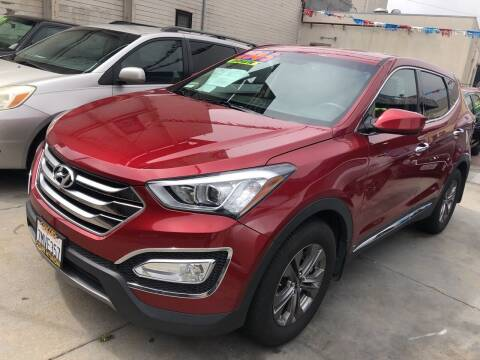 2015 Hyundai Santa Fe Sport for sale at Excelsior Motors , Inc in San Francisco CA