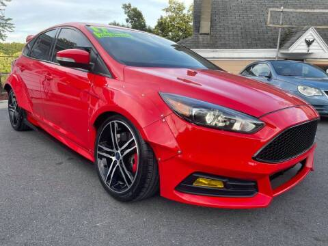 2017 Ford Focus for sale at Dracut's Car Connection in Methuen MA