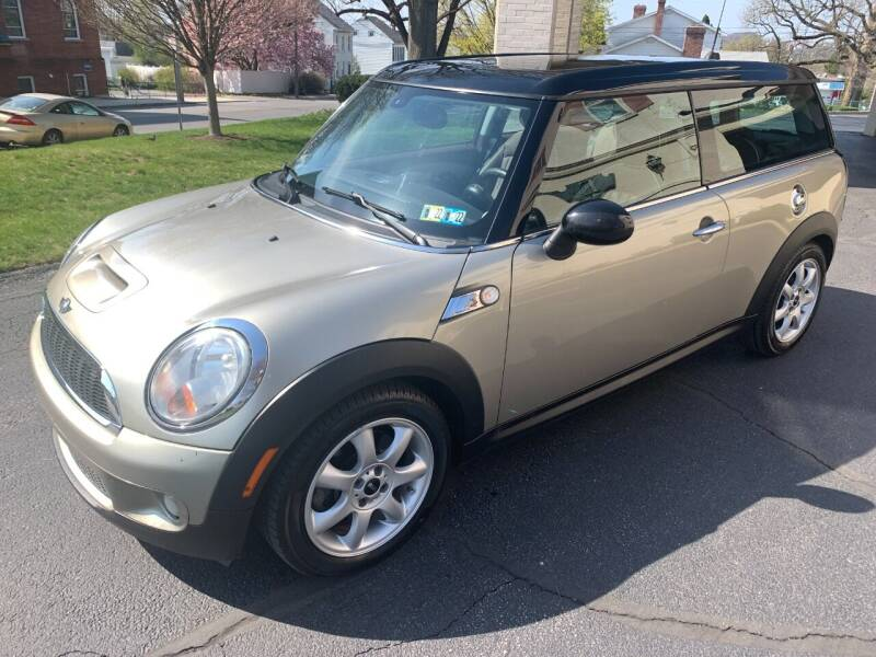 2008 MINI Cooper Clubman for sale at On The Circuit Cars & Trucks in York PA