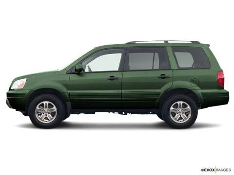 2004 Honda Pilot for sale at TETERBORO CHRYSLER JEEP in Little Ferry NJ