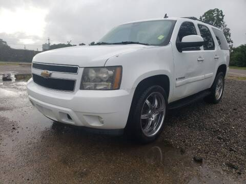2007 Chevrolet Tahoe for sale at Best Buy Auto in Mobile AL