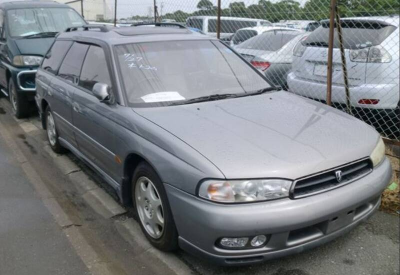 1996 Subaru Legacy *INCOMING for sale at JDM Car & Motorcycle LLC in Seattle WA