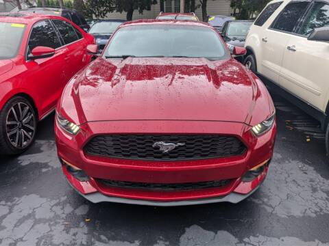 2015 Ford Mustang for sale at CLASSIC MOTOR CARS in West Allis WI