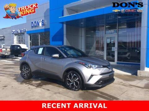 2018 Toyota C-HR for sale at DON'S CHEVY, BUICK-GMC & CADILLAC in Wauseon OH