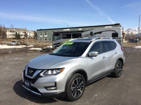 2018 Nissan Rogue for sale at Delta Car Connection LLC in Anchorage AK