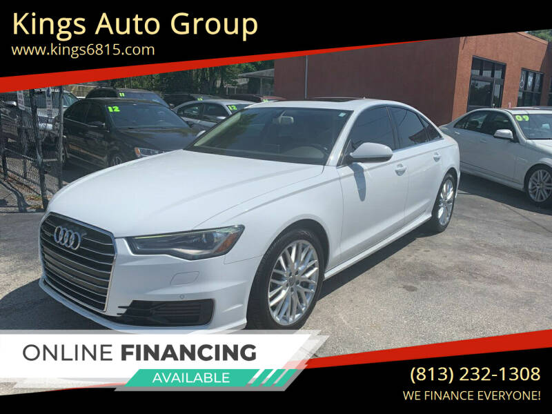 2016 Audi A6 for sale at Kings Auto Group in Tampa FL