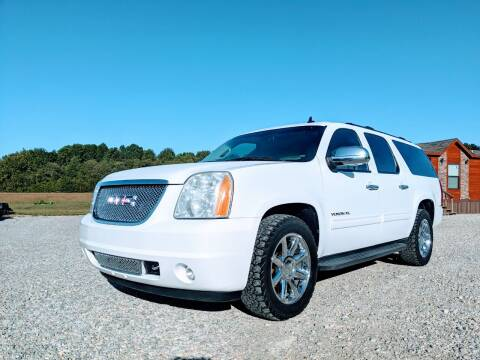 2010 GMC Yukon XL for sale at Delta Motors LLC in Jonesboro AR