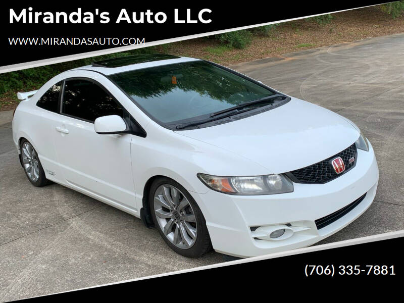 2011 Honda Civic for sale at Miranda's Auto LLC in Commerce GA