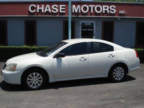 2008 Mitsubishi Galant for sale at Chase Motors Inc in Stafford TX