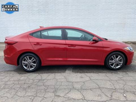2018 Hyundai Elantra for sale at Smart Chevrolet in Madison NC