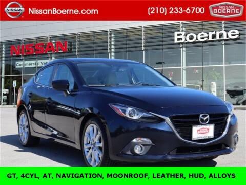 2015 Mazda MAZDA3 for sale at Nissan of Boerne in Boerne TX