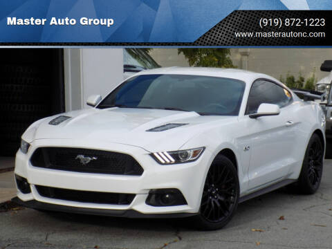 2017 Ford Mustang for sale at Master Auto Group in Raleigh NC