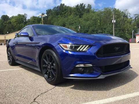 2016 Ford Mustang for sale at Borderline Auto Sales in Loveland OH