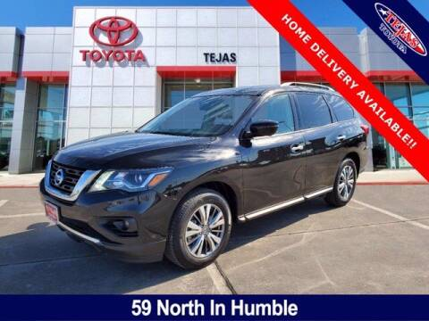 2019 Nissan Pathfinder for sale at TEJAS TOYOTA in Humble TX