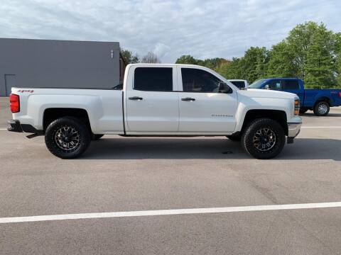 2014 Chevrolet Silverado 1500 for sale at St. Louis Used Cars in Ellisville MO