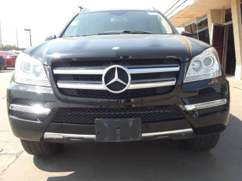 2012 Mercedes-Benz GL-Class for sale at Auto Haus Imports in Grand Prairie TX