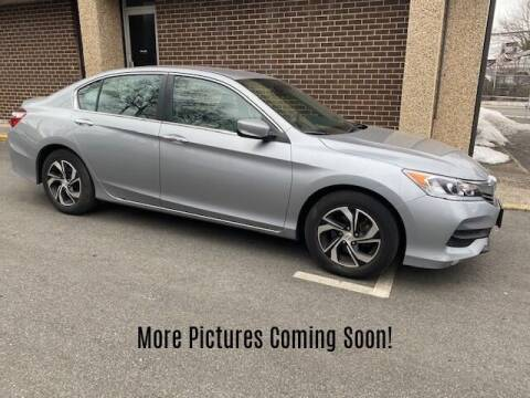 2017 Honda Accord for sale at Warner Motors in East Orange NJ