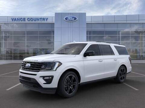 2021 Ford Expedition MAX for sale at Vance Fleet Services in Guthrie OK