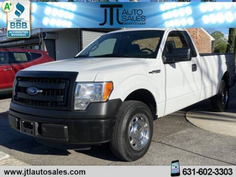 2013 Ford F-150 for sale at JTL Auto Inc in Selden NY