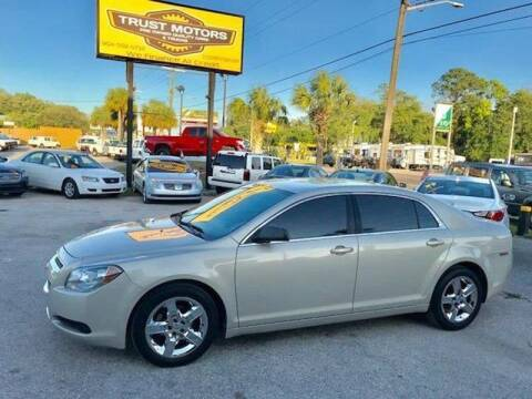 2011 Chevrolet Malibu for sale at Trust Motors in Jacksonville FL