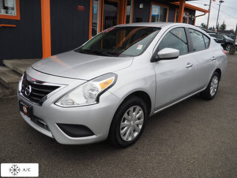 2017 Nissan Versa for sale at Sabeti Motors in Tacoma WA