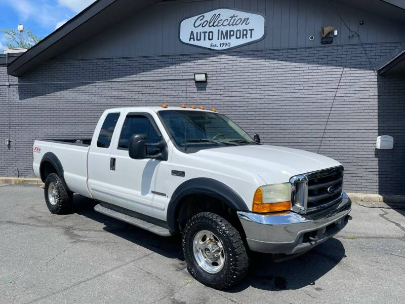 2001 Ford F-250 Super Duty for sale at Collection Auto Import in Charlotte NC