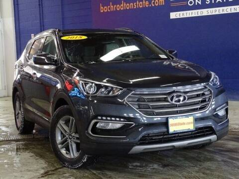 2018 Hyundai Santa Fe Sport for sale at Bachrodt on State in Rockford IL