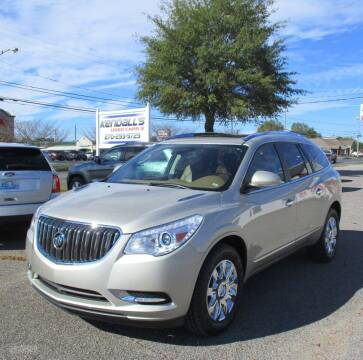 2016 Buick Enclave for sale at Kendall's Used Cars 2 in Murray KY