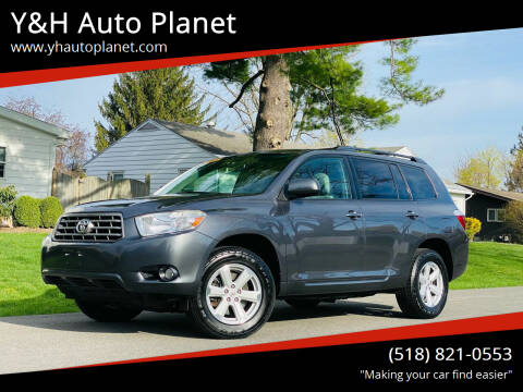 2010 Toyota Highlander for sale at Y&H Auto Planet in West Sand Lake NY