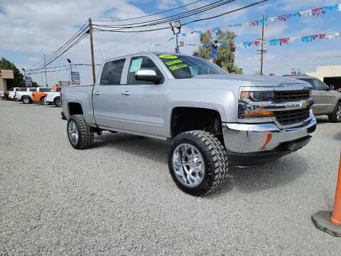2018 Chevrolet Silverado 1500 for sale at La Playita Auto Sales Tulare in Tulare CA