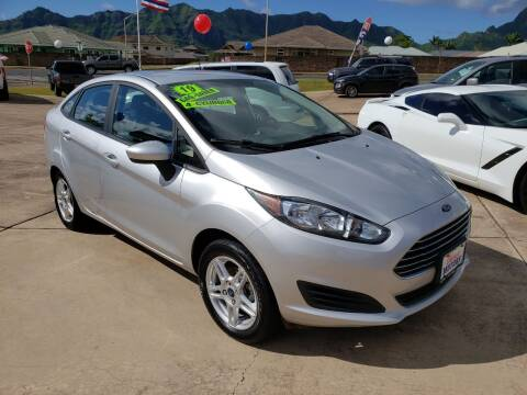 2019 Ford Fiesta for sale at Ohana Motors in Lihue HI