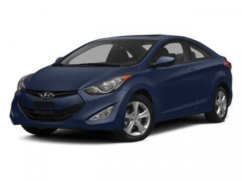 2013 Hyundai Elantra Coupe for sale at Jeremy Sells Hyundai in Edmonds WA
