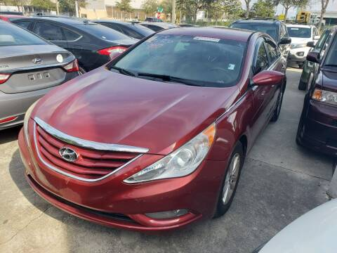 2013 Hyundai Sonata for sale at Track One Auto Sales in Orlando FL