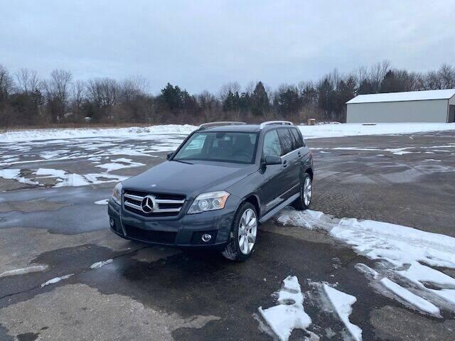 2010 Mercedes-Benz GLK for sale at Caruzin Motors in Flint MI