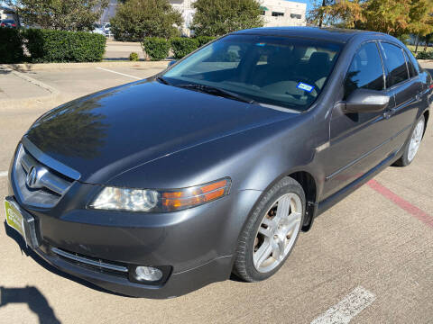 2008 Acura TL for sale at Ted's Auto Corporation in Richardson TX