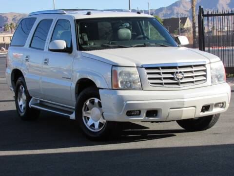 2005 Cadillac Escalade for sale at Best Auto Buy in Las Vegas NV