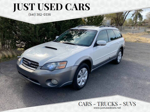 2005 Subaru Outback for sale at Just Used Cars in Bend OR