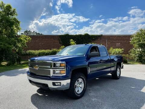 2014 Chevrolet Silverado 1500 for sale at RoadLink Auto Sales in Greensboro NC