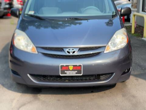 2009 Toyota Sienna for sale at Route 123 Motors in Norton MA