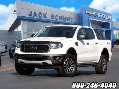 2019 Ford Ranger for sale at Jack Schmitt Chevrolet Wood River in Wood River IL