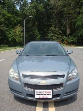 2008 Chevrolet Malibu for sale at Source Auto Group in Lanham MD