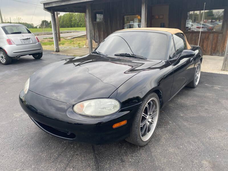 1999 Mazda MX-5 Miata for sale at Best Buy Auto Sales in Midland OH