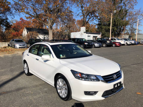 2015 Honda Accord for sale at Chris Auto Sales in Springfield MA