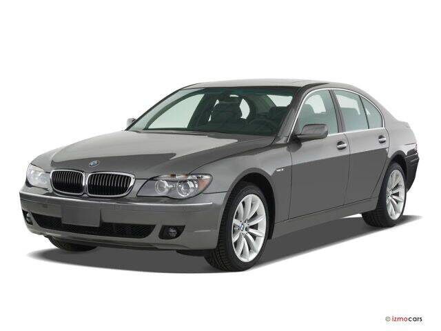 2008 BMW 7 Series for sale at Car Guys Autos in Tea SD